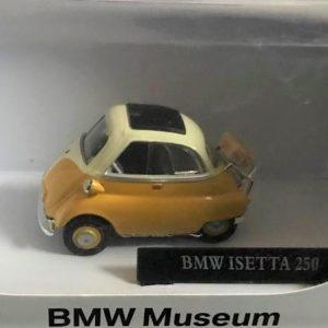 BMW İsetta 250 1:43 Sarı