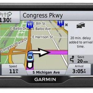 """Garmin 57 LMT Canlı Trafik 5"""" Ömür Boyu Ücretsiz Harita Navigasyon"""