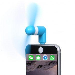 iPhone tüm modeller için cep telefonu fanı