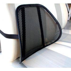 Ofis Ortopedik Bel Sırtlığı Araç Koltuk Minderi Yastığı Desteği
