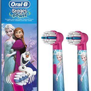 Oral-B Frozen Elektrikli Diş Fırçası Yedek Başlığı 2'li