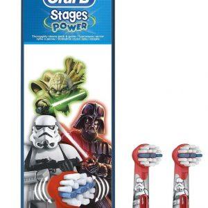 Oral-B Stages Power Star Wars Elektrikli Diş Fırçası Yedek Başlığı 2'li