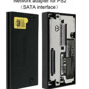 Ps2 Network Adapter+sata 2.5 sata 3.5 2tb a kadar+ OYUNLARI HDD Y