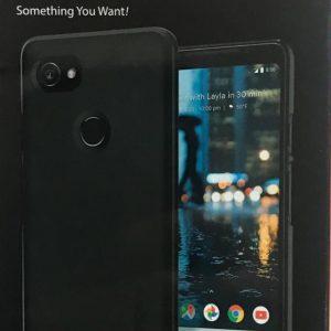 Spigen Orijinal Google Pixel 2 Kılıf Siyah İnce Thin