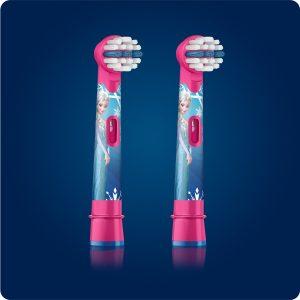 Oral-B Çocuk Diş Fırçası Yedek Başlığı Frozen 2 Adet