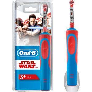 Oral-B D12 Vitality Star Wars Çocuk Diş Fırçası