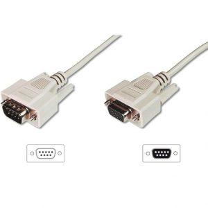 VGA Kablo 2m Db9m/Db9f