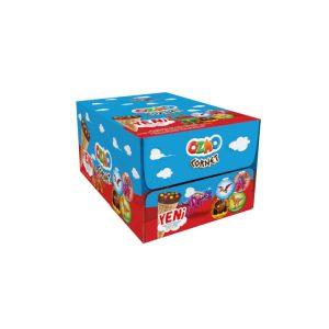 Ozmo Cornet Çikolatalı 25 Gr (24 Adet)