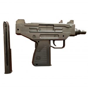 Boncuk Atan Uzi Silah Outtor Oyuncak 13+ Yaş (100 Boncuk Hediye!)