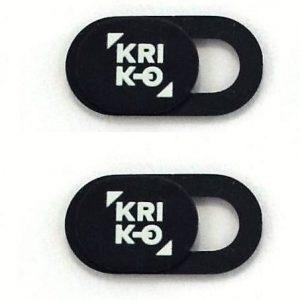 Kriko Webcam Cover Notebook Ve Telefon Kamera Kapatıcı Koruyucu 5 Adet