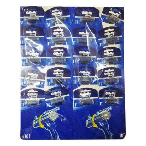 Gillette Blue 2 Maximum Tıraş Bıçağı 20'li Kullan At